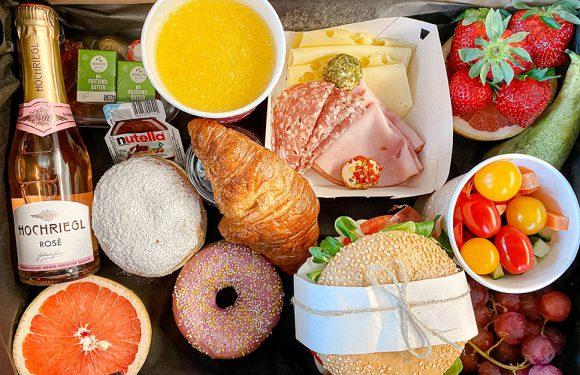 Frühstücksbox 'Süß & Salzig'