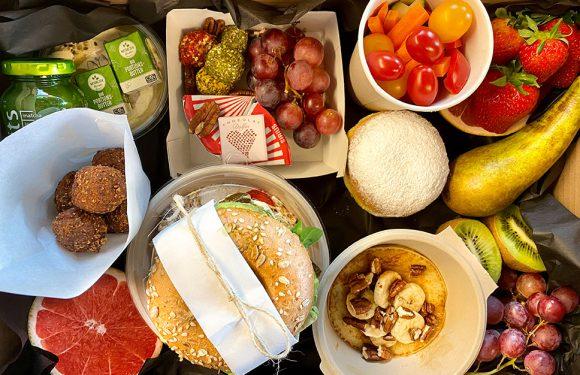 Frühstücksbox 'Vital & Vegetarisch'